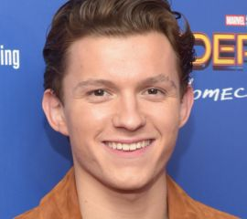 Tom Holland Speaker Bio