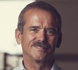 Chris Hadfield Speaker Bio