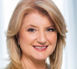 Arianna Huffington Speaker Bio