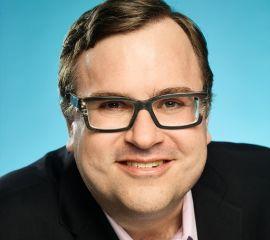 Reid Hoffman Speaker Bio