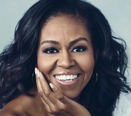 Michelle Obama Speaker Bio