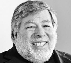 Steve Wozniak Speaker Bio