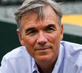 Billy Beane Speaker Bio