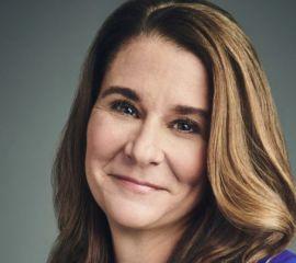 Melinda French Gates Speaker Bio