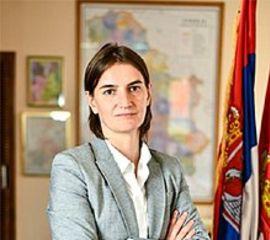 Ana Brnabić Speaker Bio