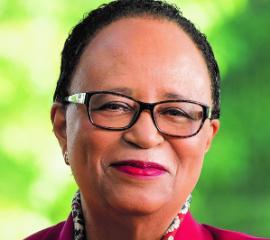 Shirley Ann Jackson Speaker Bio