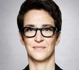 Rachel Maddow Speaker Bio