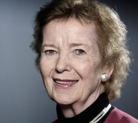 Mary Robinson Speaker Bio