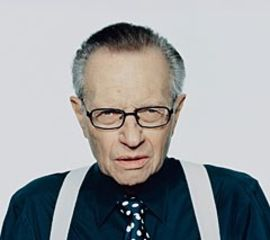 Larry King Speaker Bio