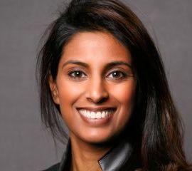 Dr. Jarushka Naidoo Speaker Bio