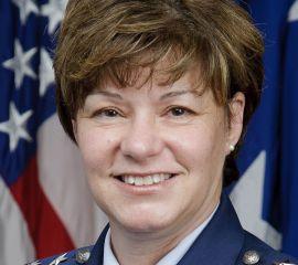 Suzanne M. Vautrinot Speaker Bio
