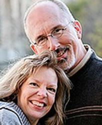 David and Lisa Frisbie