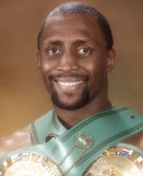 "Thomas ""The Hitman"" Hearns"