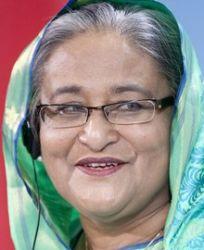 Sheikh Hasina Wajed