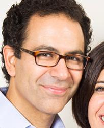 Carole & Nadim Saad