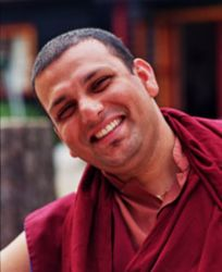 The Venerable Tenzin Priyadarshi Rinpoche
