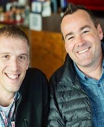 John Skeesuck and Patrick Gray