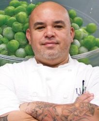 Chef Richard Rosado