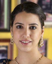 Anahita Dhondy