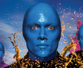 Blue Man Group Speaker Agent