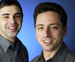 Sergey Brin and Larry Page Speaker Agent