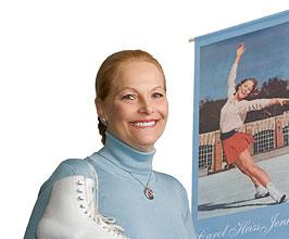Carol Heiss Speaker Agent