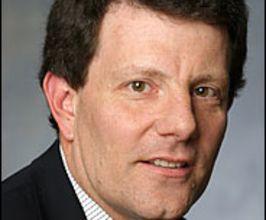 Nicholas Kristof Speaker Bio