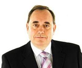 Alex Salmond Speaker Agent