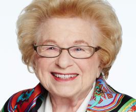 Dr. Ruth Westheimer Speaker Bio