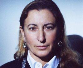 Miuccia Prada Speaker Agent