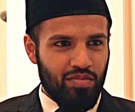 Chaplain Zahir Muhammad Mannan Speaker Agent