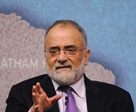 Ahmed Rashid Speaker Agent