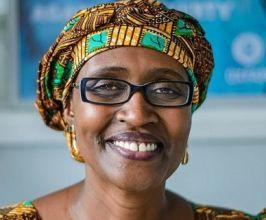 Winnie Byanyima Speaker Agent