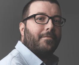 Aaron Garbut Speaker Agent