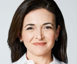Biography of Sheryl Sandberg for Appearances, Speaking