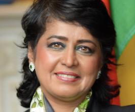 Ameenah Gurib-Fakim Speaker Agent