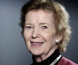 Mary Robinson Speaker Agent