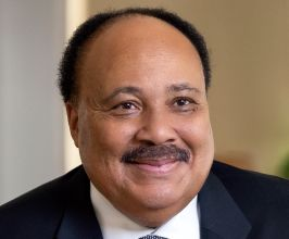 Martin Luther King III Speaker Agent