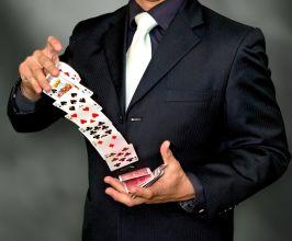 Dan Chan Magic Man Speaker Agent