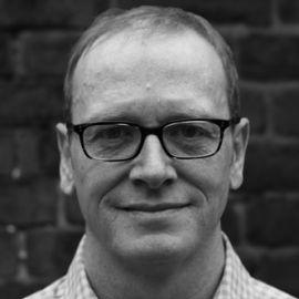 Dr. Michael Evans Headshot