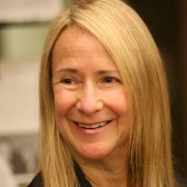 Margot Stern Strom Headshot