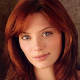 April Bowlby Red Hair