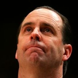 Mike Brey Headshot