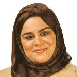 Zainab Al-Suwaij Headshot
