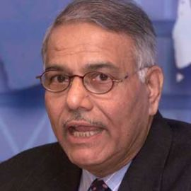 Yashwant Sinha Headshot
