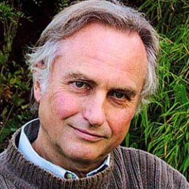 Professor Richard Dawkins Headshot
