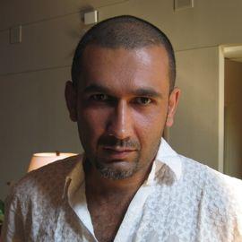 Parvez Sharma Headshot