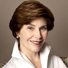 Laura W. Bush Headshot