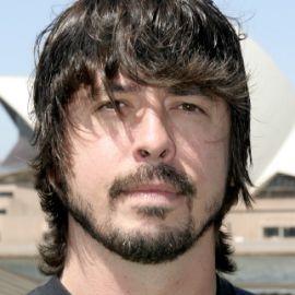 Foo Fighters Headshot