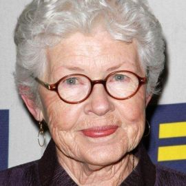 Betty DeGeneres Headshot